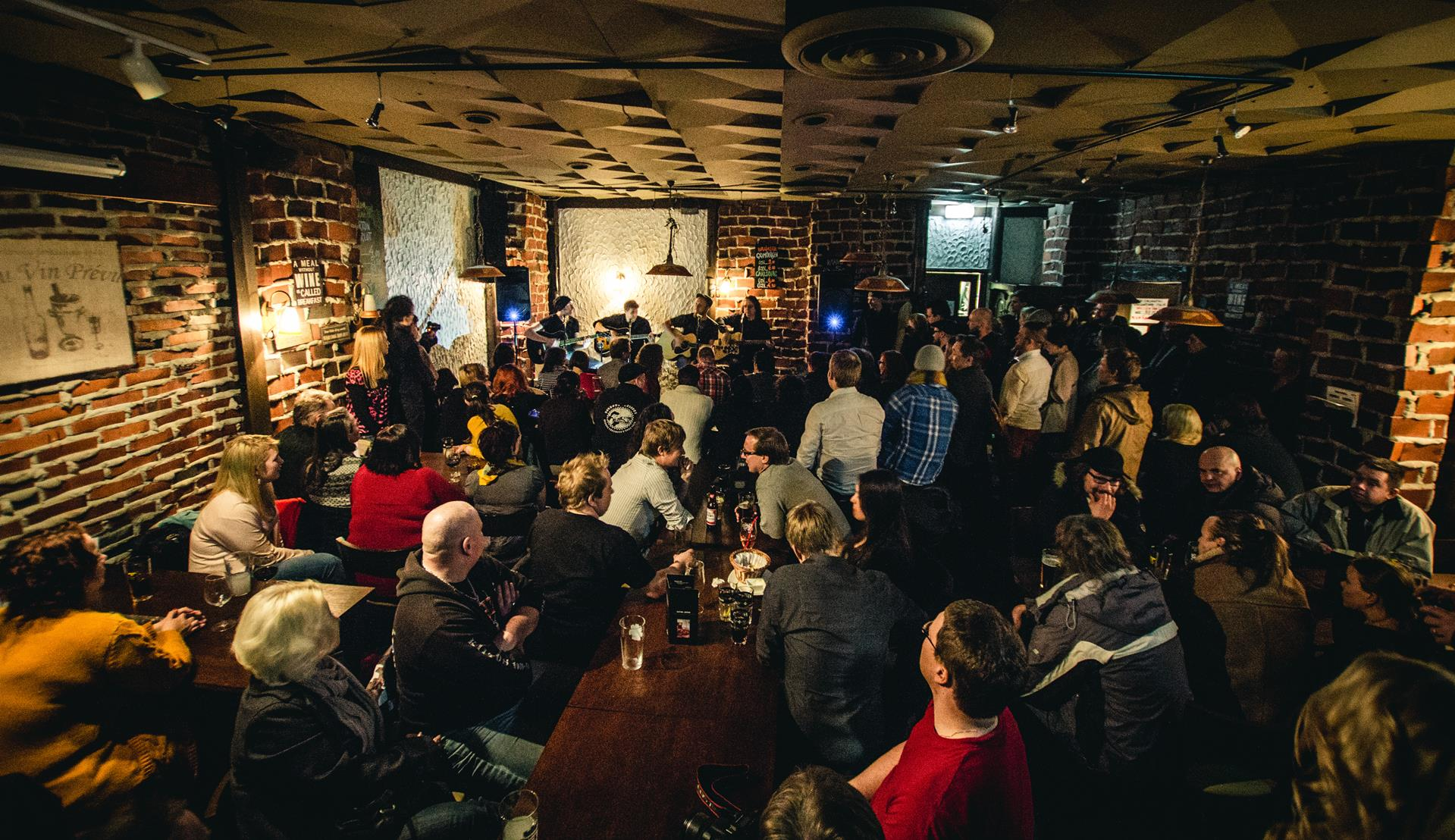 Dark RIde Brothers @ Jesper's Pub Imatra