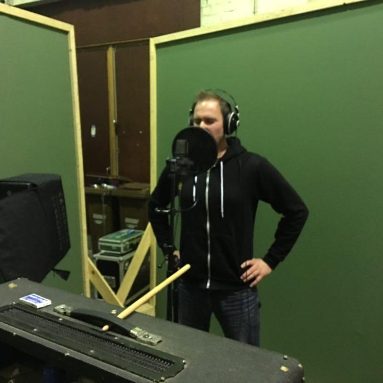 Dark Ride Brothers Studio Session