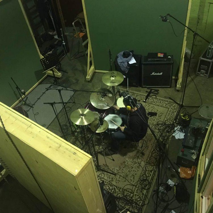 Dark Ride Brothers Studio Session 3