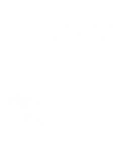 Dark Ride Brothers Logo White