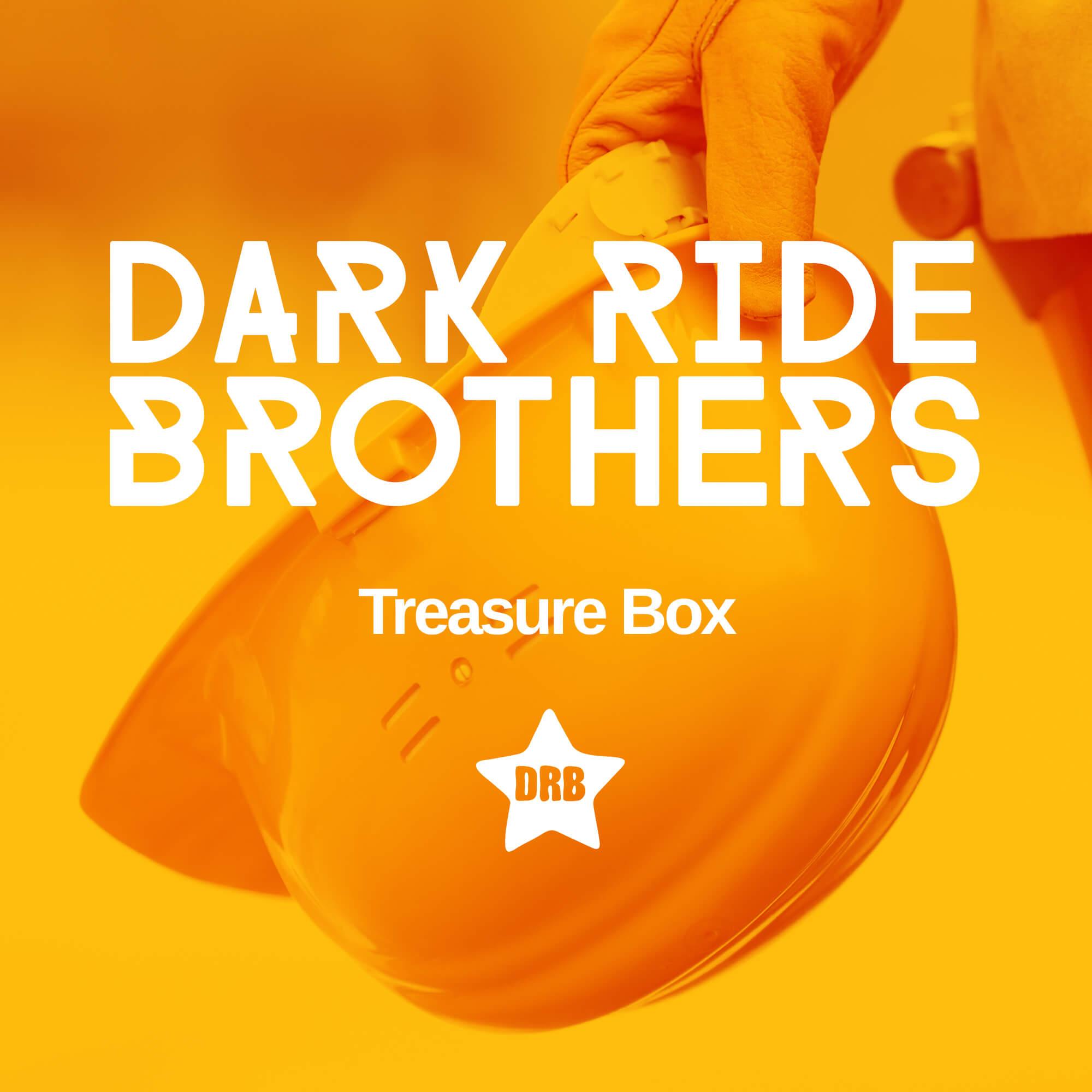 Dark Ride Brothers Spotify Playlist - Dark Ride Brothers Treasure Box