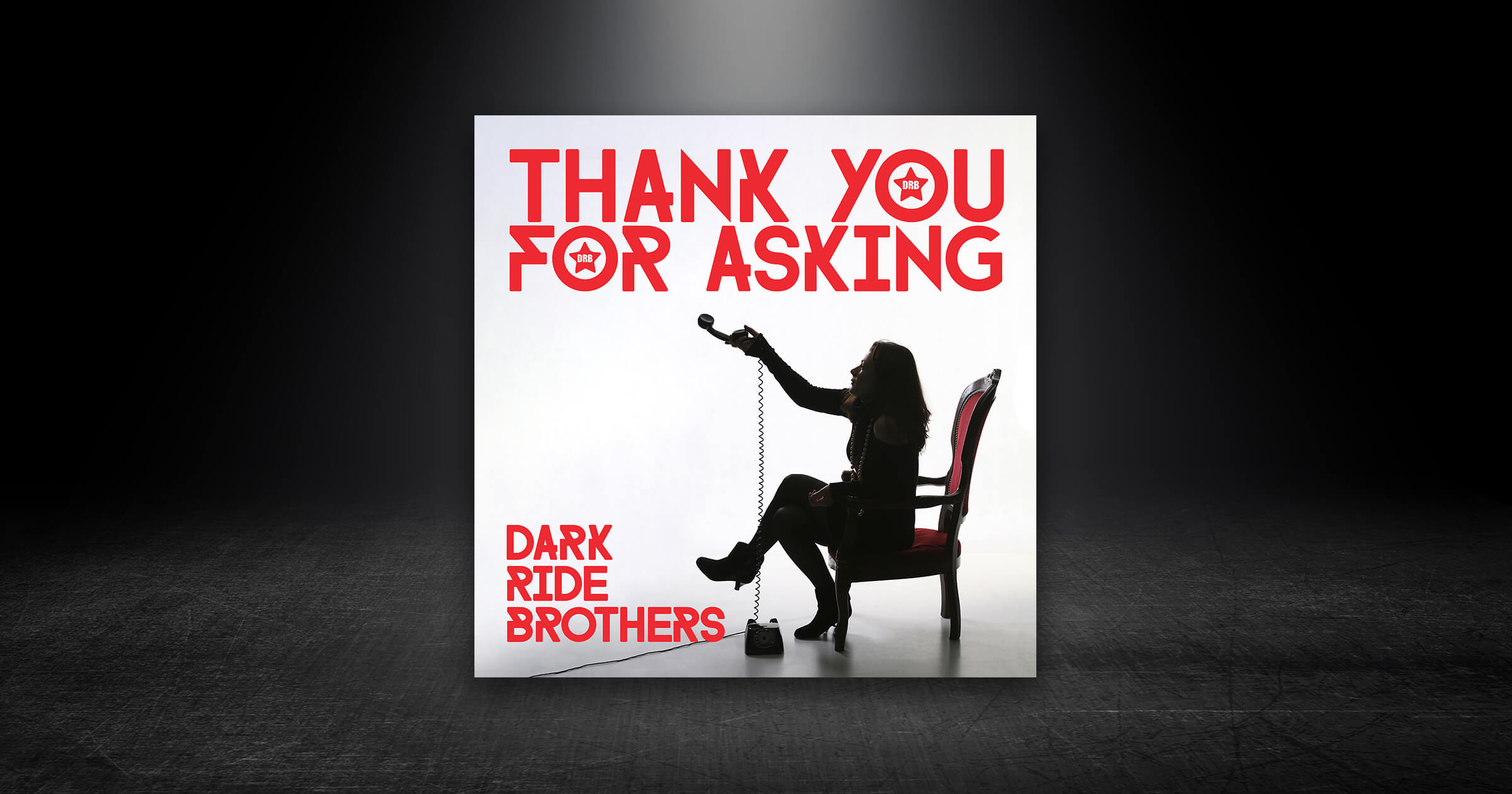 Dark Ride Brothers - Thank You For Asking - Blog
