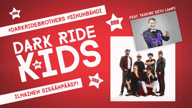 Dark Ride Brothers Dark Ride Kids