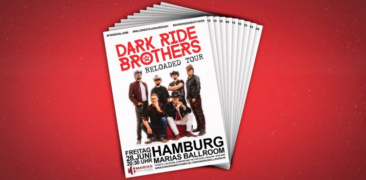 Dark Ride Brothers Reloaded Tour)