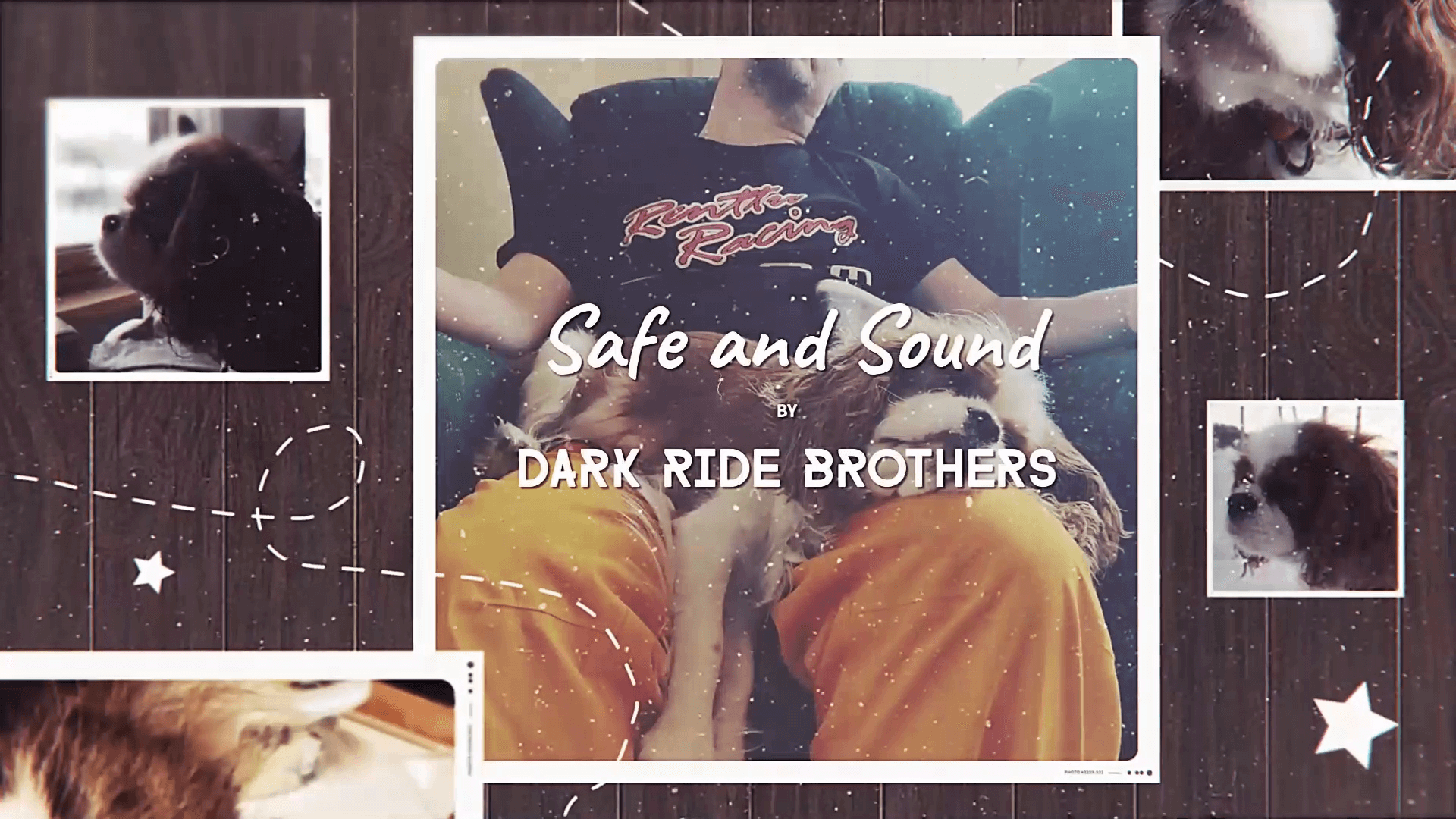 Dark Ride Brothers Safe and Sound Music Video Competition