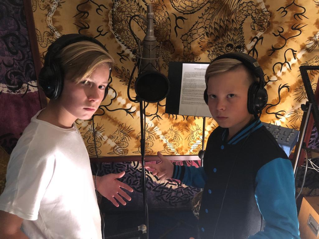 Dark Ride Kids Vol.2 Joel and Thomas