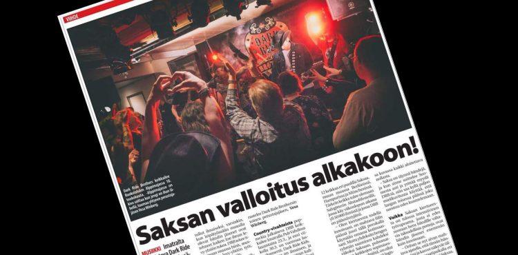Imatralainen and Lappeenrannan Uutiset 20.3.2019
