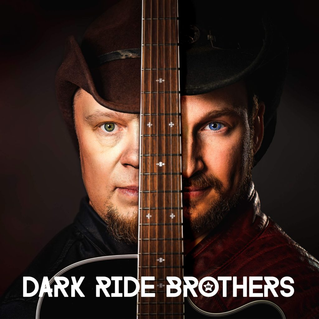 Dark Ride Brothers Album Join The Ride | Cover by Nestori Lönngrén (Nestography)