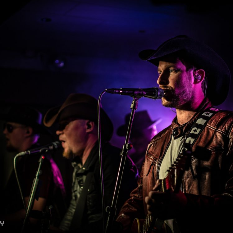 Dark Ride Brothers at Alppimaja 18.5.2019 Picture Arto Apila