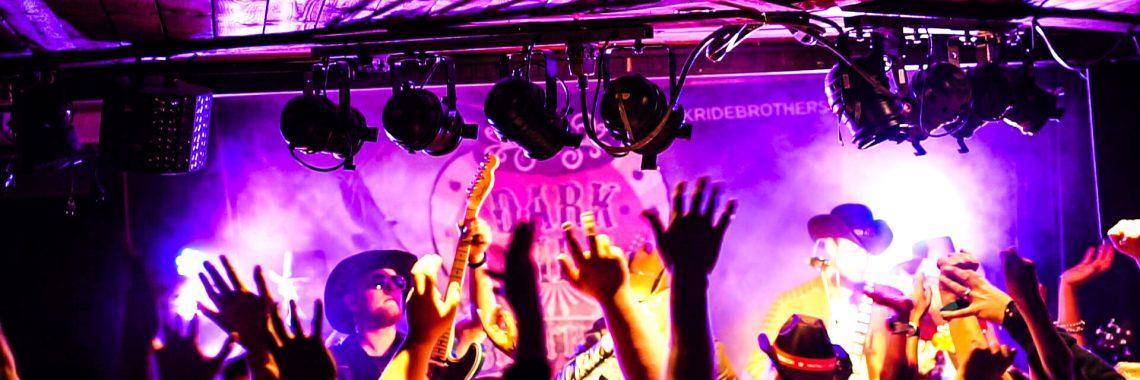 Dark Ride Brothers at Alppimaja Ruokolahti 18.5.2019 - Video: Arto Apila