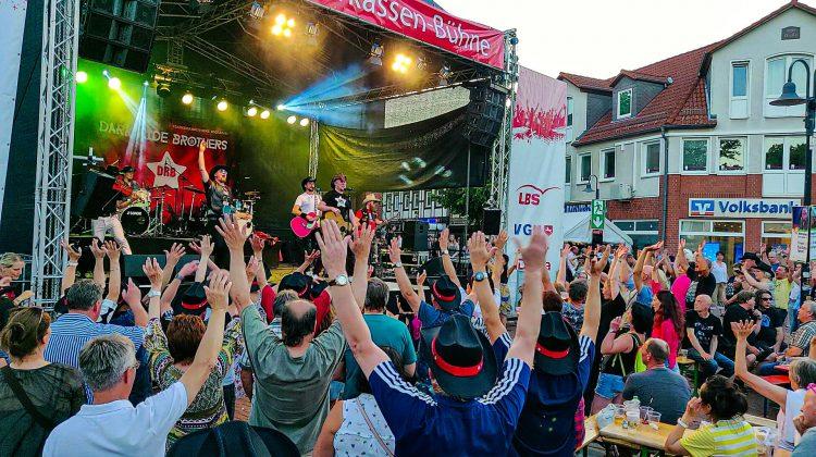 Dark Ride Brothers - Headliner at Altstadtfest Salzgitter 2019