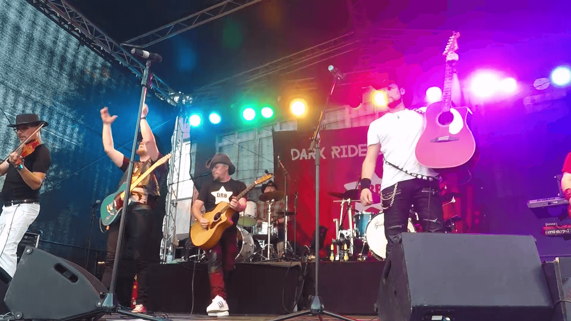Dark Ride Brothers at Altstadtfest Salzgitter 2019 Safe And Sound