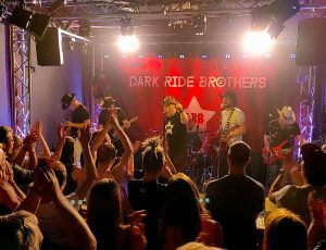 Dark Ride Brothers – Road To Hell LIVE in Hamburg, Germany
