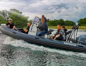 Dark Ride Germany 2019: The Road Movie 🌟 Day 4: Taking the Speedboat to Switzerland 🇨🇭