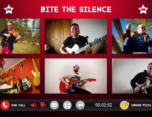 Dark Ride Brothers – Bite The Silence (Official Music Video)