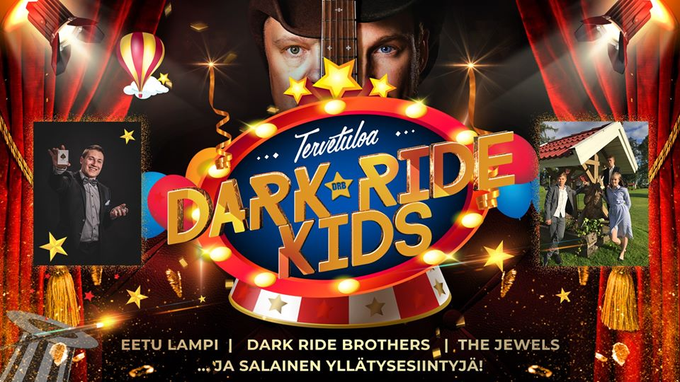 Dark Ride Kids