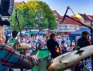 Dark Ride Germany 2019: The Road Movie 🌟 Day 11: Festival: Altstadtfest Salzgitter