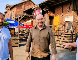 Dark Ride Germany 2019: The Road Movie 🌟 Day 12: Andy´s BBQ and Saloon