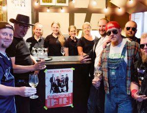 Dark Ride Germany 2019: The Road Movie 🌟 Day 13: The Wine Festival (Uelzen)